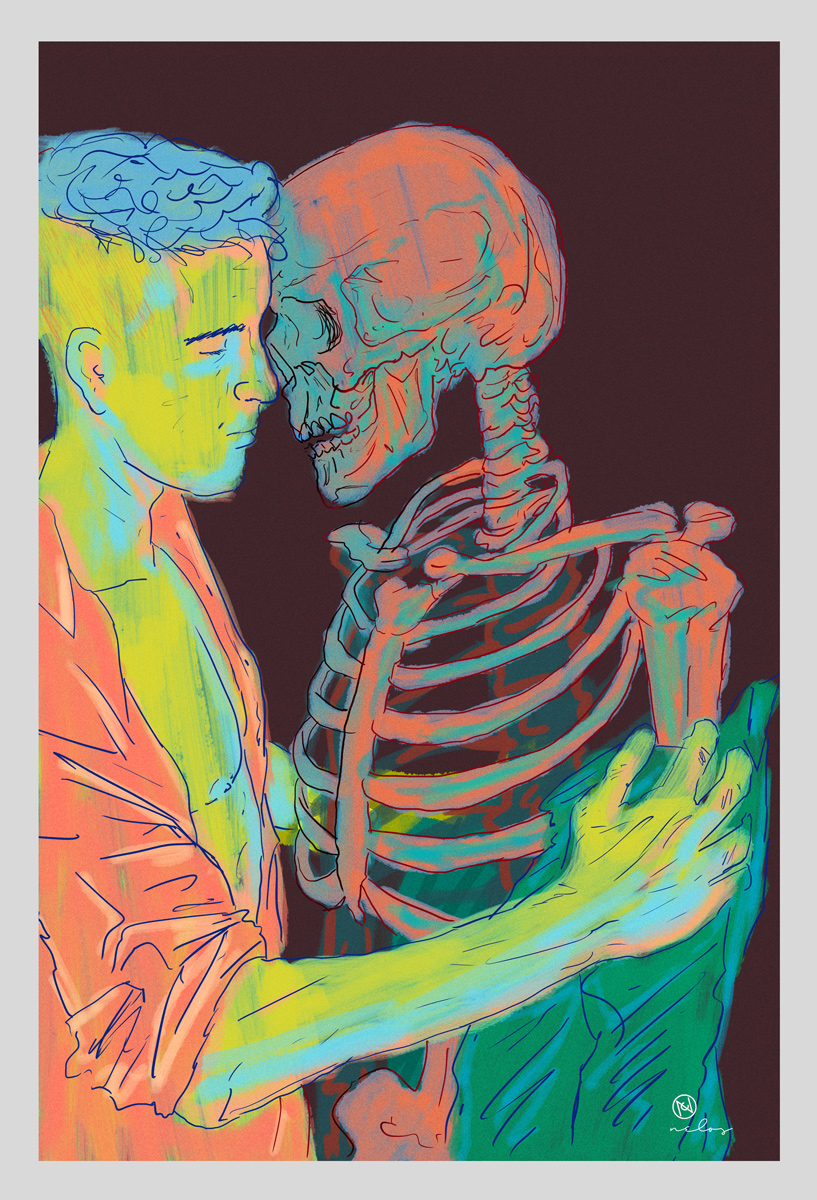 Paces con la muerte por Nelos Cisneros