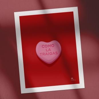 San Valentín por Nelos Cisneros